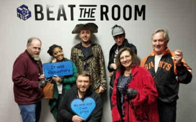JJ&A Escape Room Escapade