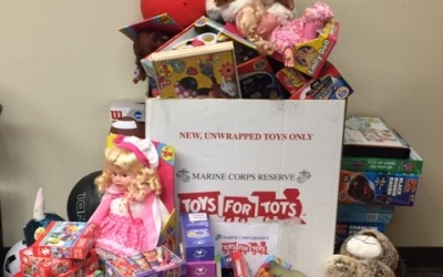 JJ&A Toys for Tots Drive