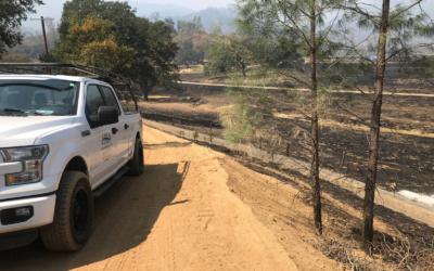 JJ&A Assistance Prevents Fire Growth, LNU Complex Emergency Fire Response